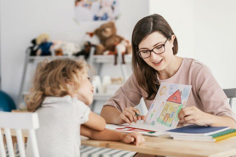 psychológ a dieťa, aspergerov syndróm, diagnostika autizmu